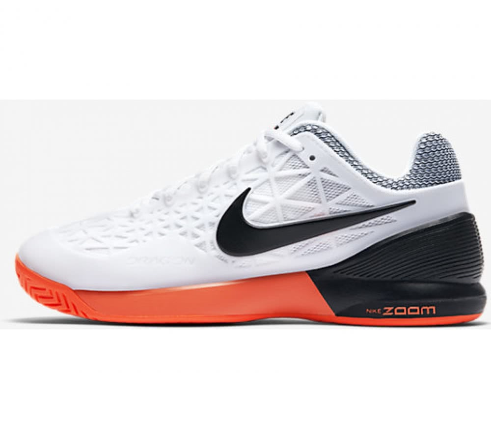 nike tennis shoes zoom cage 2
