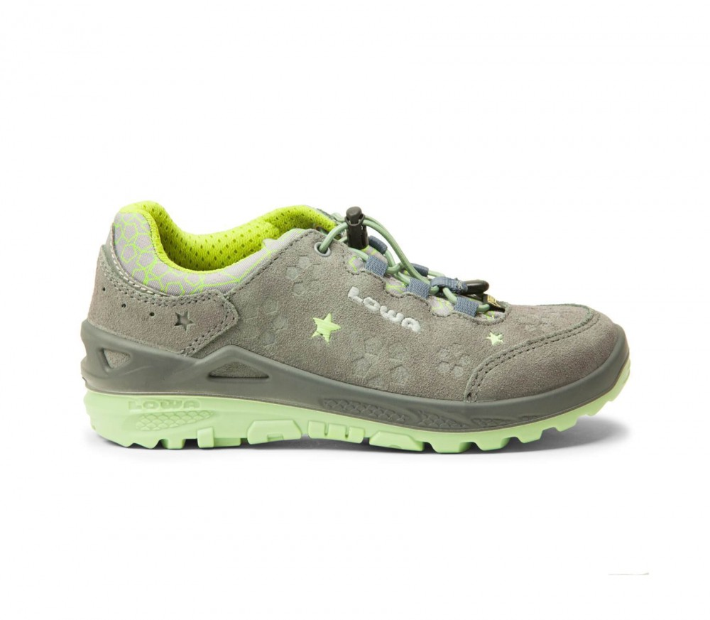 Lowa - Marie GTX Children multi-functional shoes (grey/green)