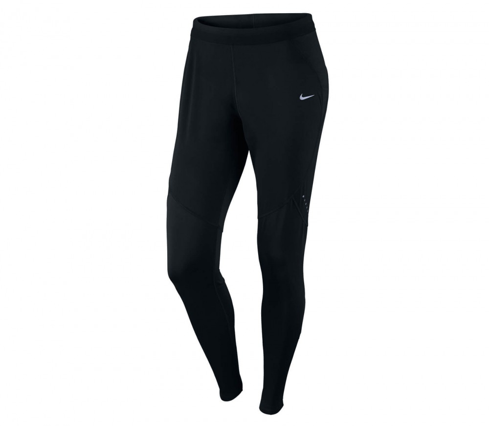 Nike - Shield Tight women's running shorts (black)
