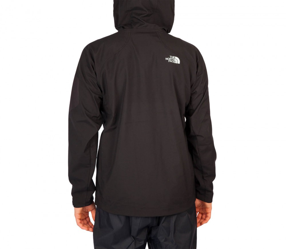 the north face valkyrie men 39 s soft shell jacket black. Black Bedroom Furniture Sets. Home Design Ideas