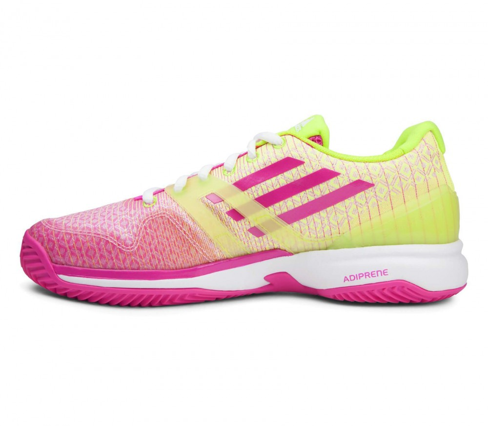 adidas adizero ubersonic clay s tennis shoes