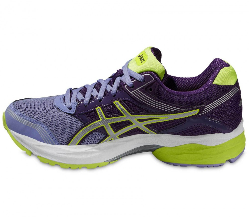asics gel pulse 7 women 39 s running shoes dark violet light blue buy it at the keller sports. Black Bedroom Furniture Sets. Home Design Ideas