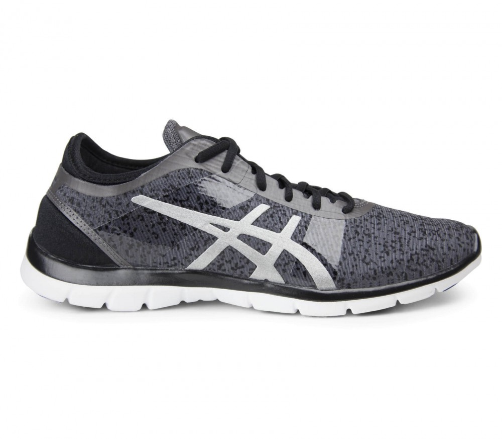 ASICS -Gel-Fit Nova women's training shoes (grey/black)