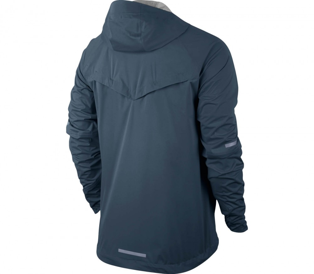 Nike - Shieldrunner men's running jacket (blue)