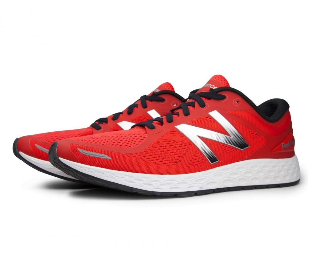 New Balance - Fresh Foam Zante V2 men's running shoes (red/black)