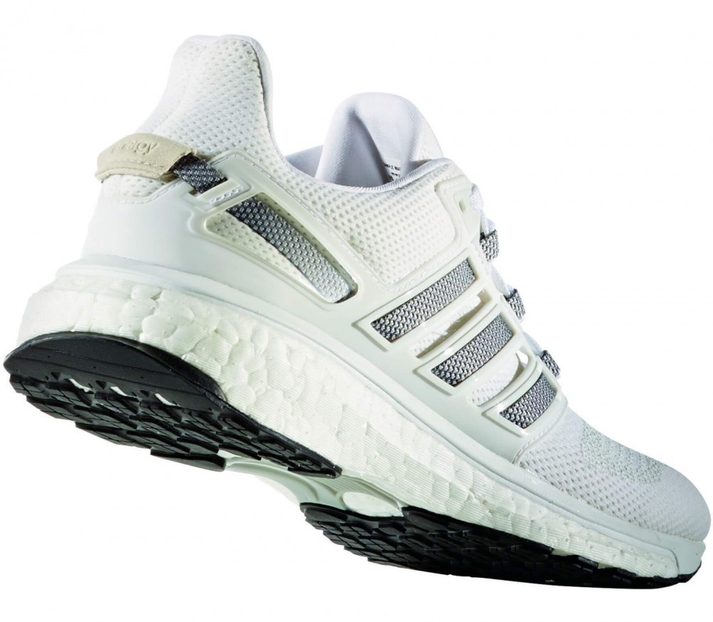 Adidas - Energy Boost women's running shoes (white/grey)