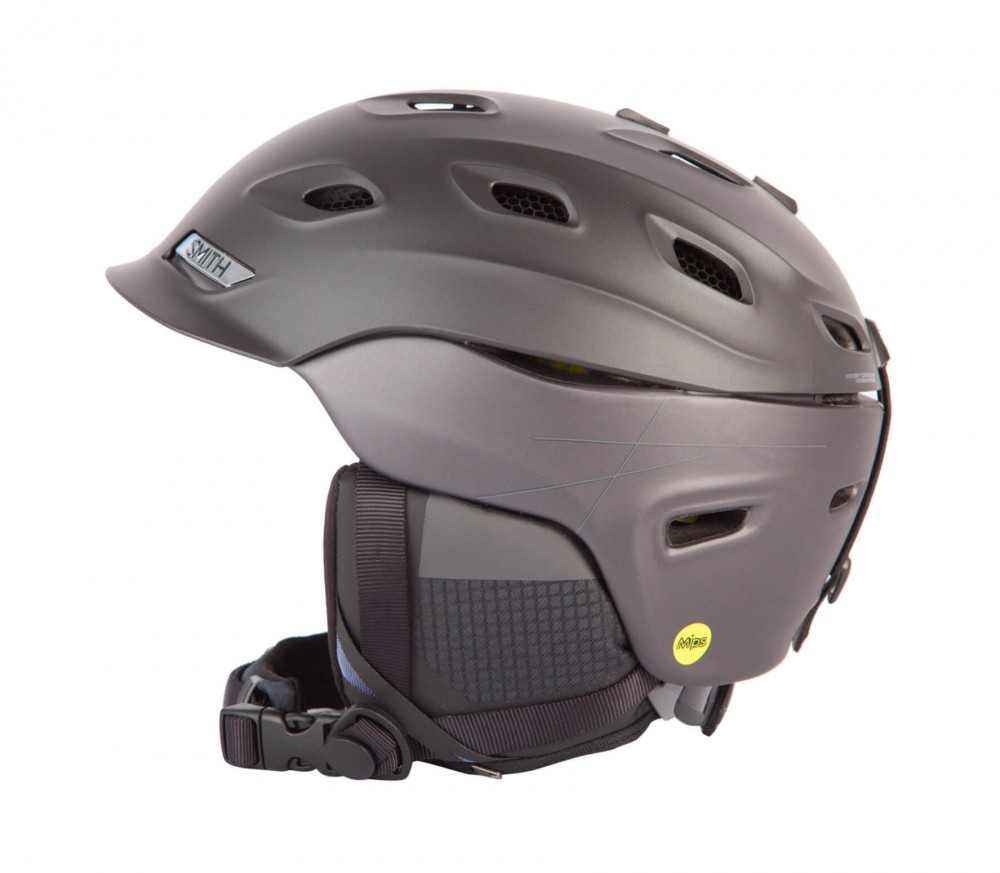 Smith - Vantage M MIPS ski helmet (dark grey)