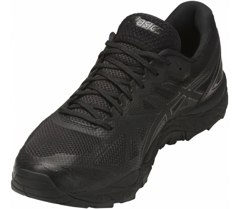 Asics - Gel- FujiTrabuco 6 G-TX men's running shoes (black)