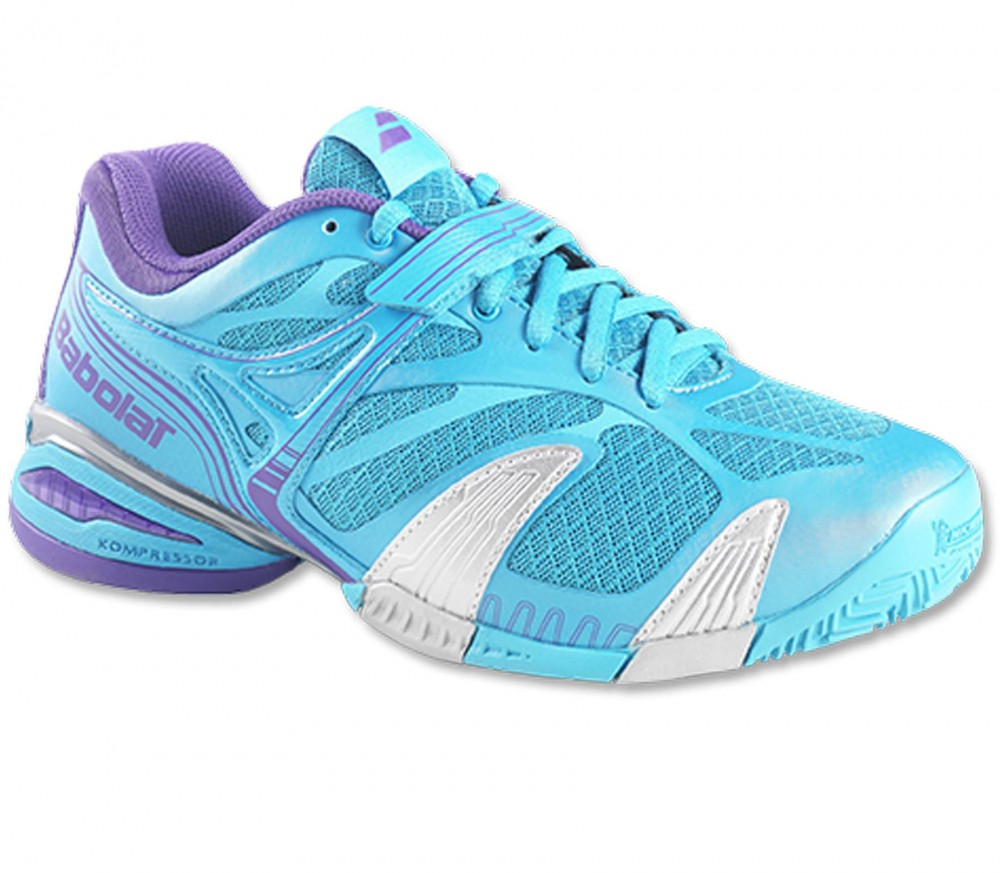 babolat propulse 4 clay s tennis shoes blue
