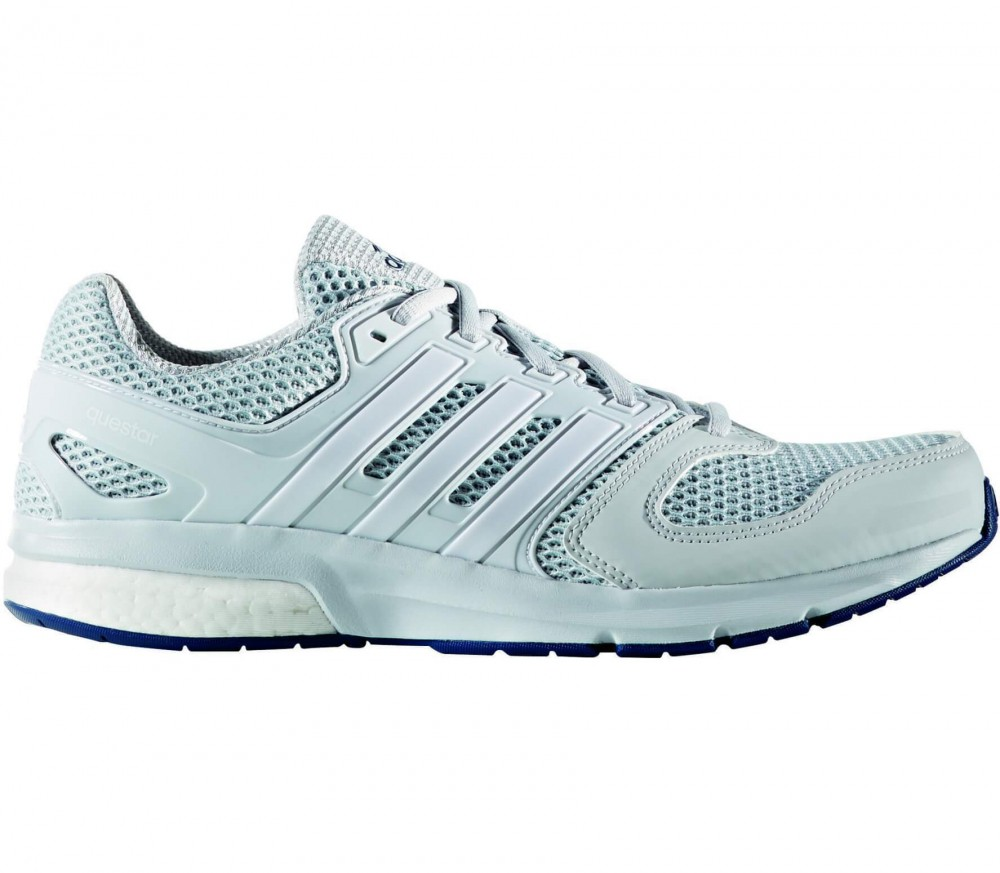 Adidas - Questar men's running shoes (white/silver)