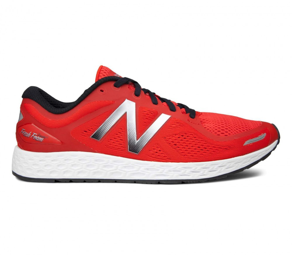new balance shoes red and black. new balance - fresh foam zante v2 men\u0027s running shoes (red/black) red and black