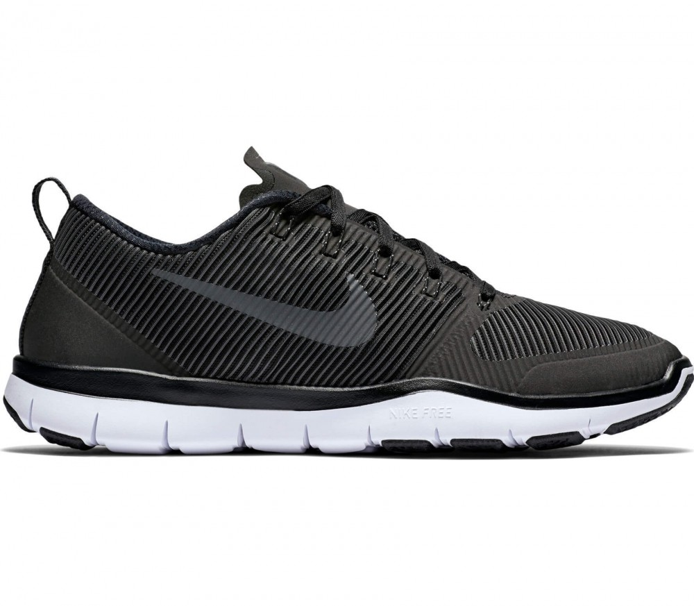Nike - Free Versatility men's training shoes (black/white)