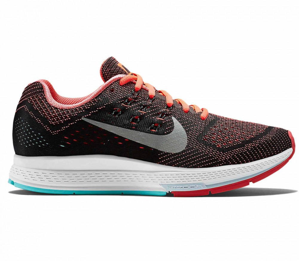 9f8a9caa049d6 Nike - Air Zoom Structure 18 women s running shoes (red black) - buy ...