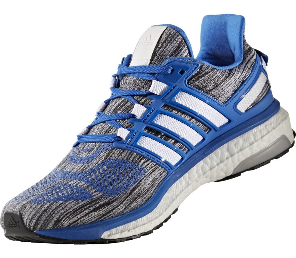 adidas energy boost 3 men 39 s running shoes blue grey buy it at the keller sports online shop. Black Bedroom Furniture Sets. Home Design Ideas