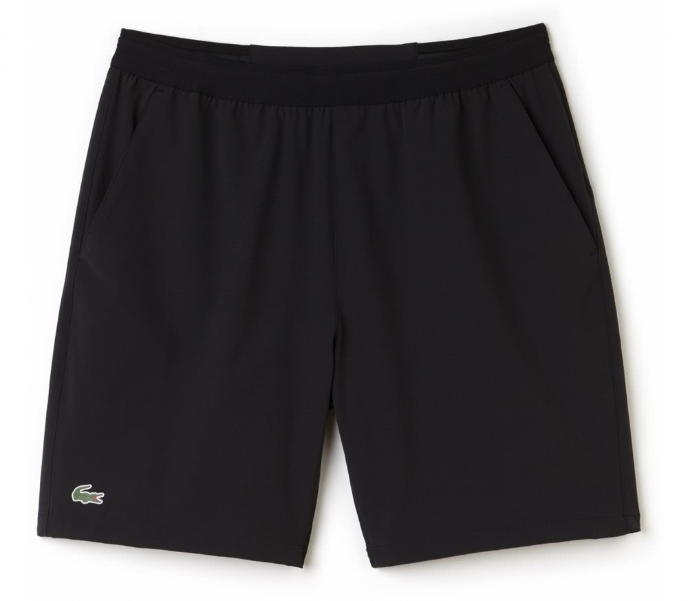 Lacoste - Shorts men's tennis shorts (black)