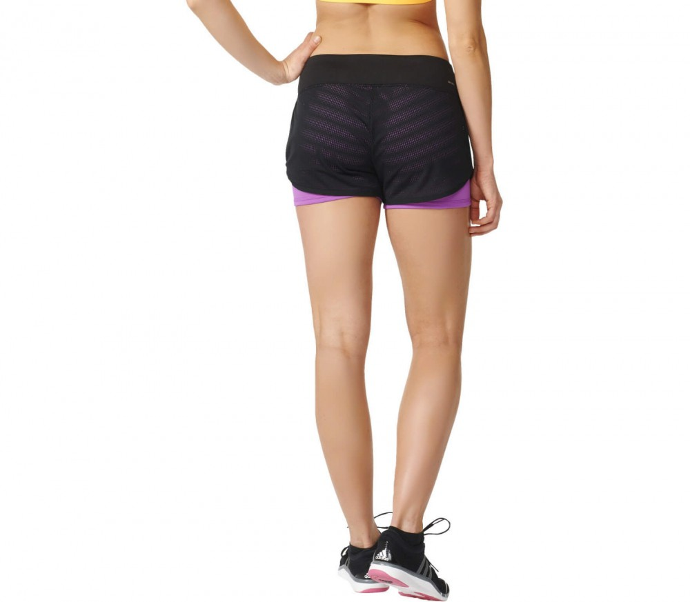 adidas gym shorts womens