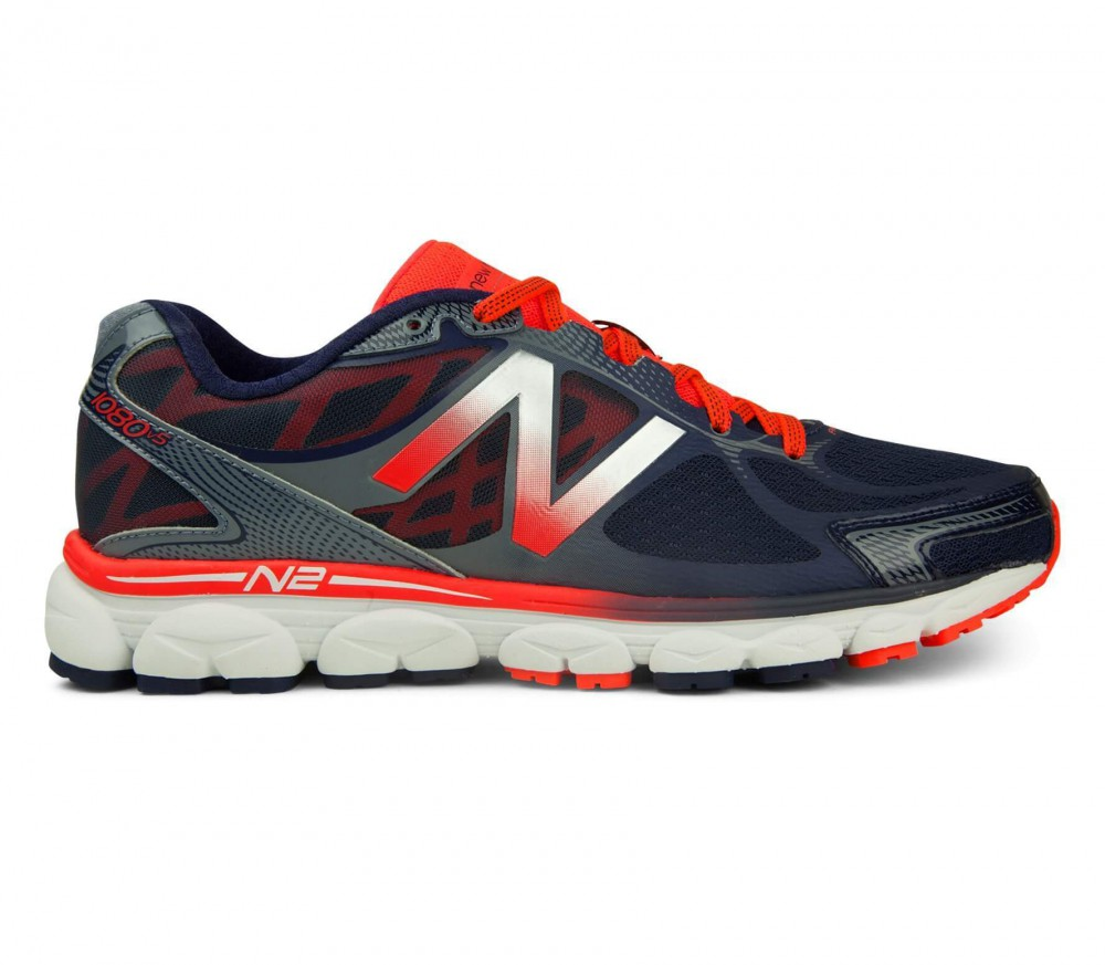 new balance mens 1080 v5 blue and orange