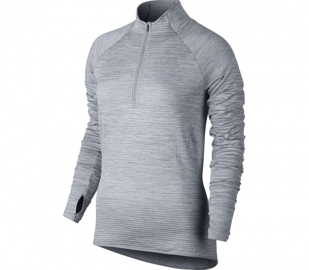 Nike - Element Sphere 1/2 Zip long-sleeved women's running top (light