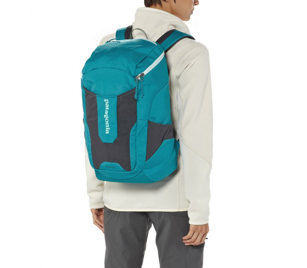 patagonia   yerba pack outdoor rucksack blue mint   buy it at the