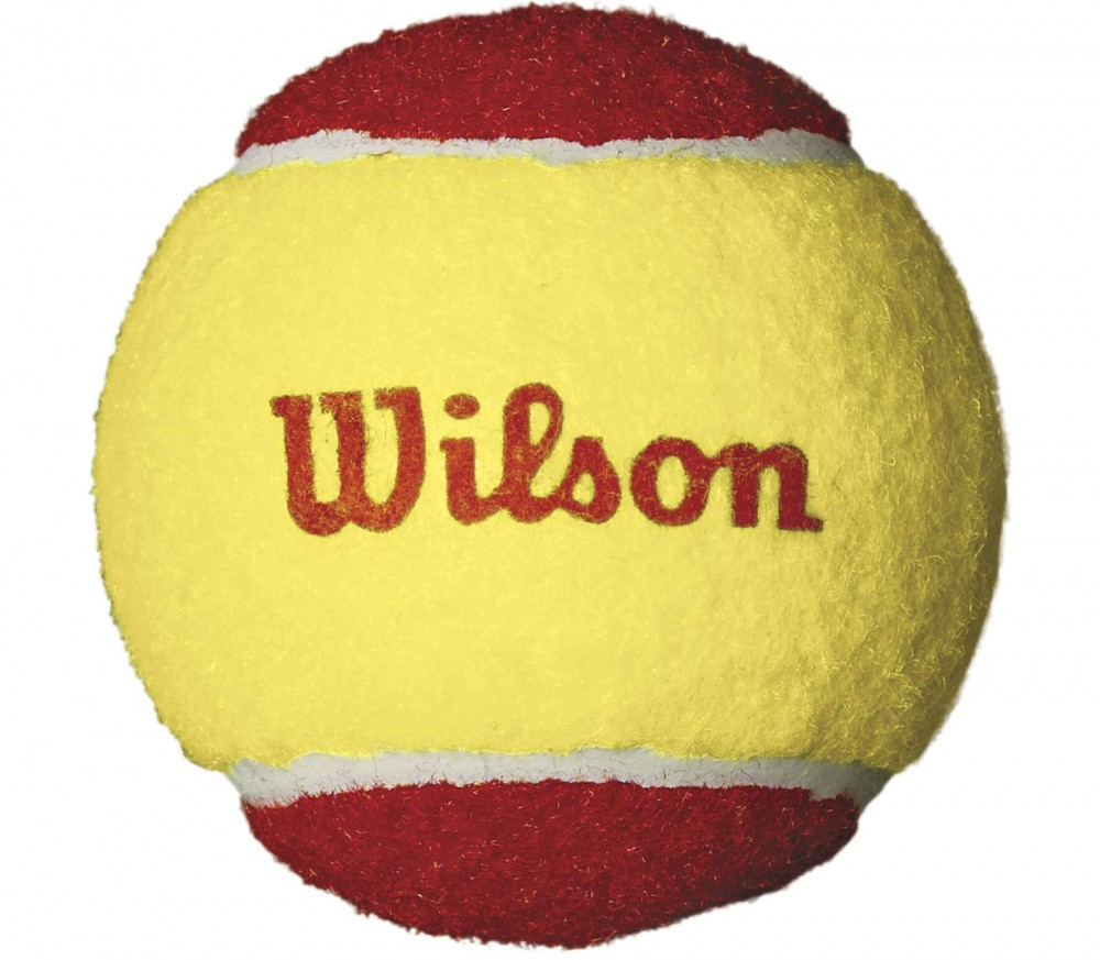 Wilson - Starter Red Balls 3 Pack tennis ball