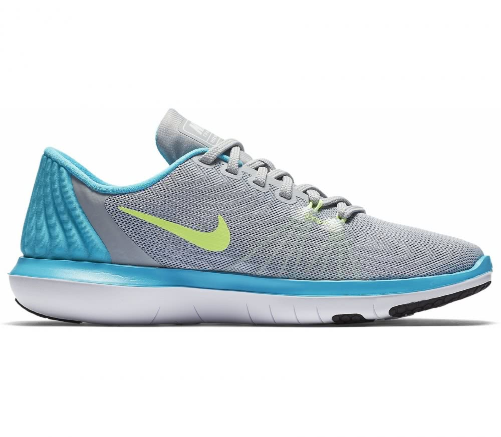 Nike - Flex Supreme TR 5 women's training shoes (grey/blue)