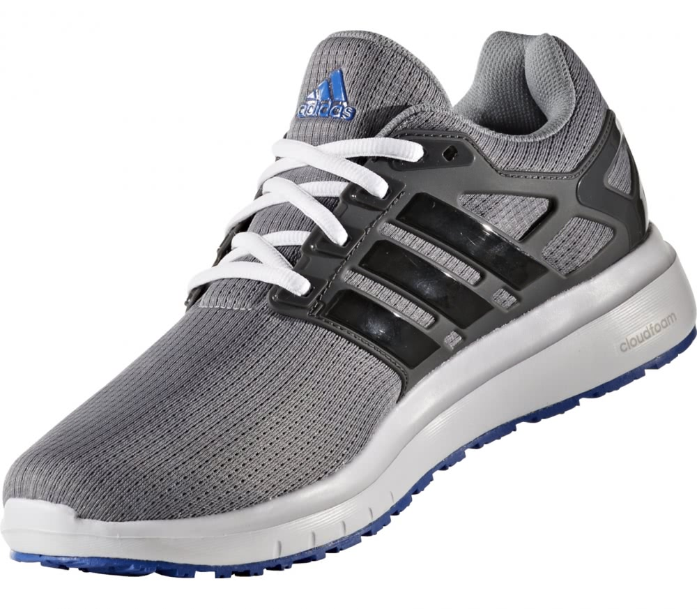 Adidas - Energy Cloud WTC men's running shoes (grey/black