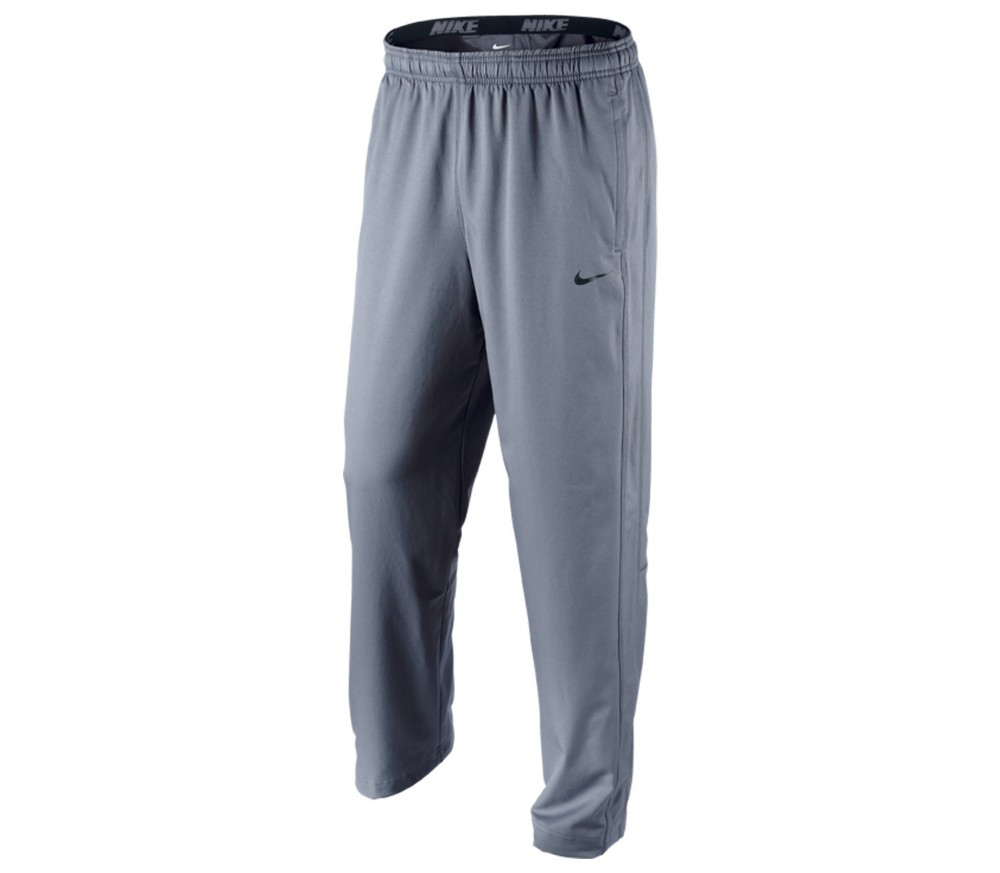 nike team woven men 39 s training pants grey buy it at. Black Bedroom Furniture Sets. Home Design Ideas