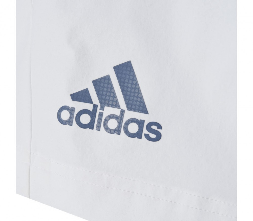 Adidas - Barricade bermuda shorts men's tennis shorts (white)