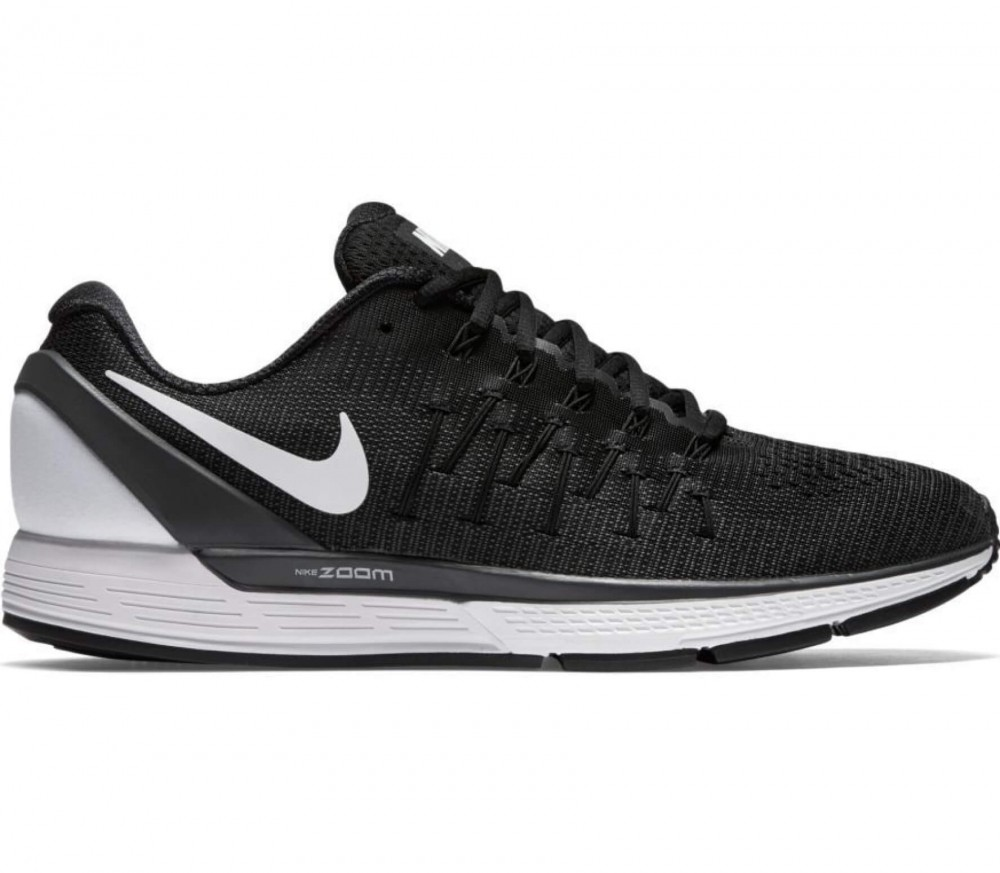 Nike - Air Zoom Odyssey 2 men's running shoes (black/white)