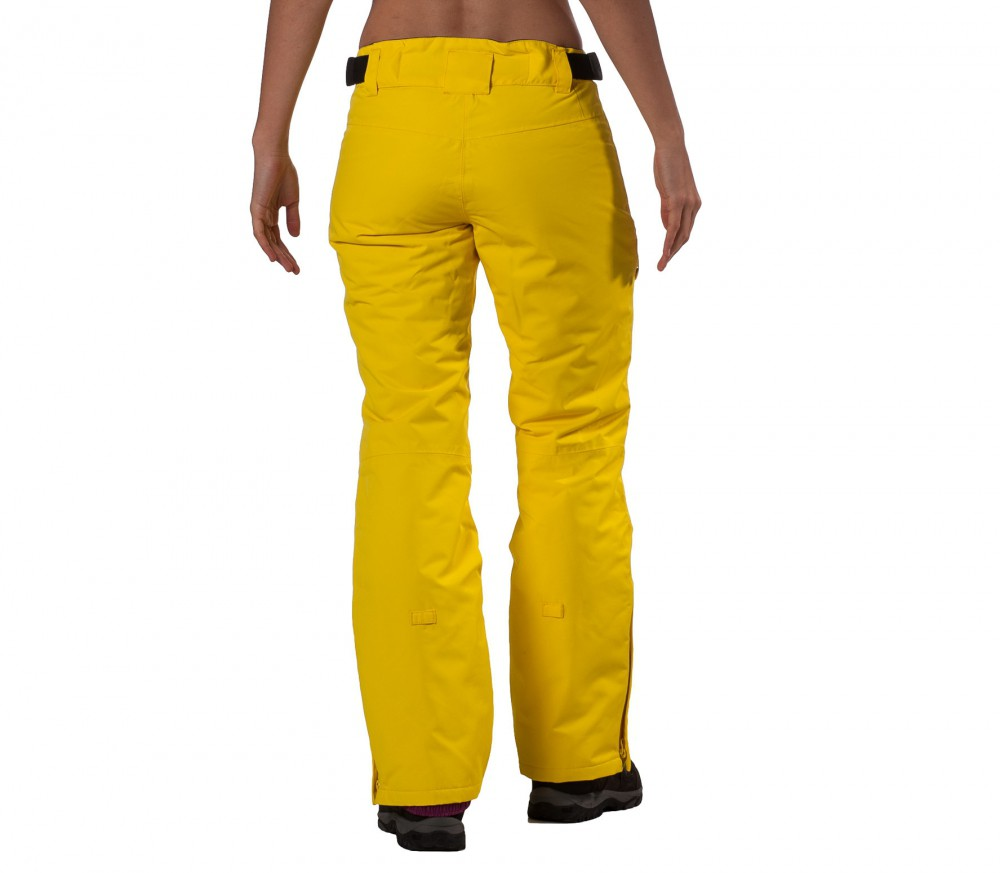 Perfect  Transition 34 Running Pants Women  Yellow Buy Online  TennisPoint