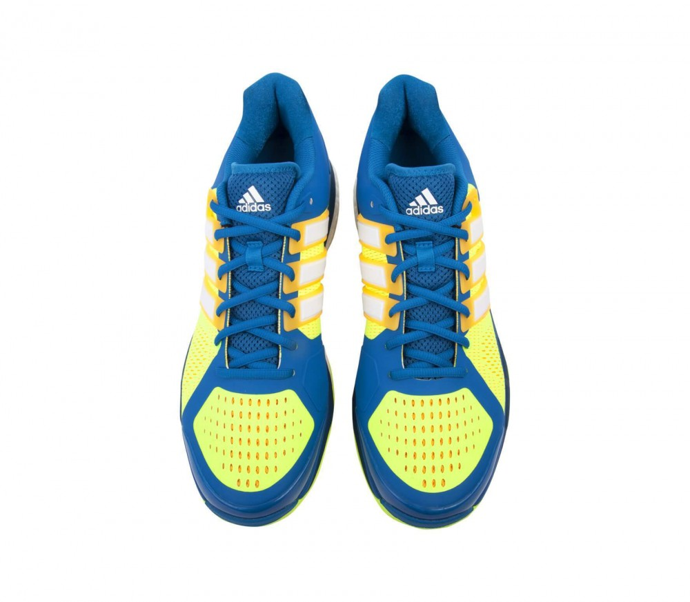 Adidas - Energy Boost men's tennis shoes (blue-yellow)