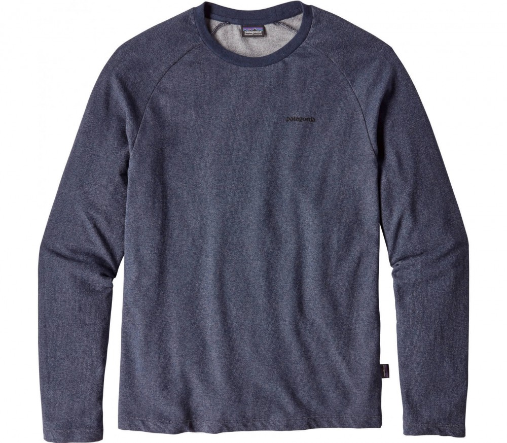 Patagonia - P-6 Logo Lightweight Crew men's sweatshirt (grey)