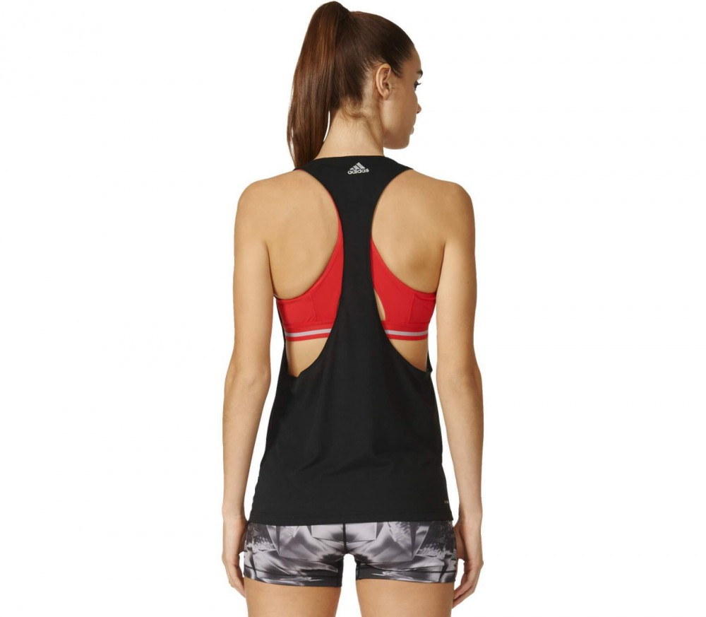 Adidas - Performer women's training tank top top (black)