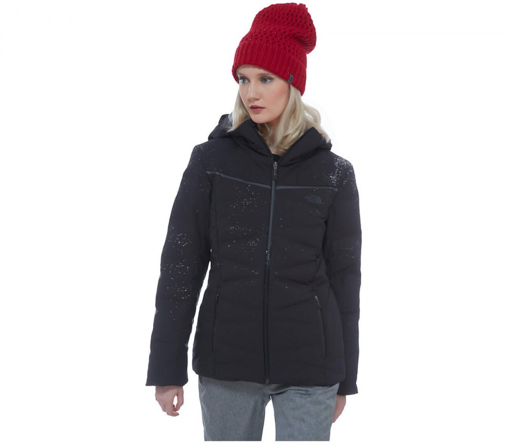 The North Face - Charlanon Down women's down ski jacket (black ...