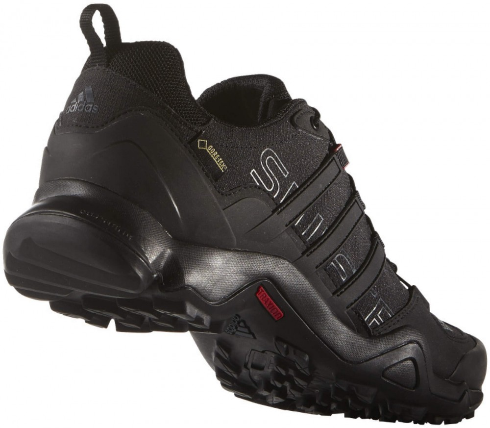 Adidas - Terrex Swift R GTX men's hiking shoes (black)