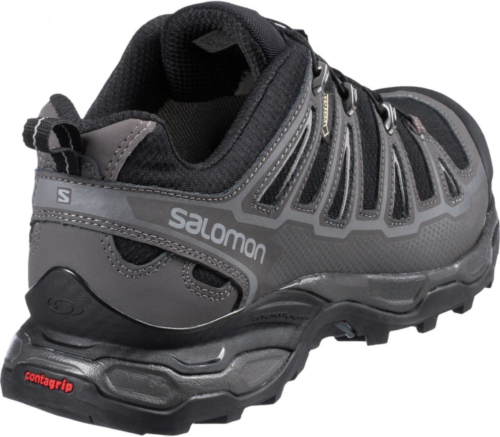 Salomon - X Ultra 2 GTX men's multi-functional shoes (black/dark grey)