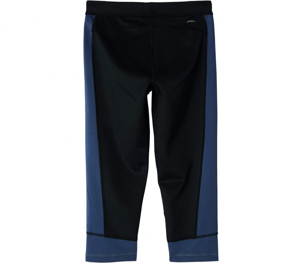 Adidas - Techfit Color Block women's capri pants (black)