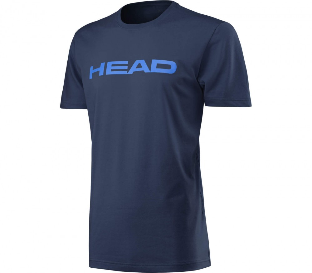 Head - Transition Ivan men's tennis top (dark blue)