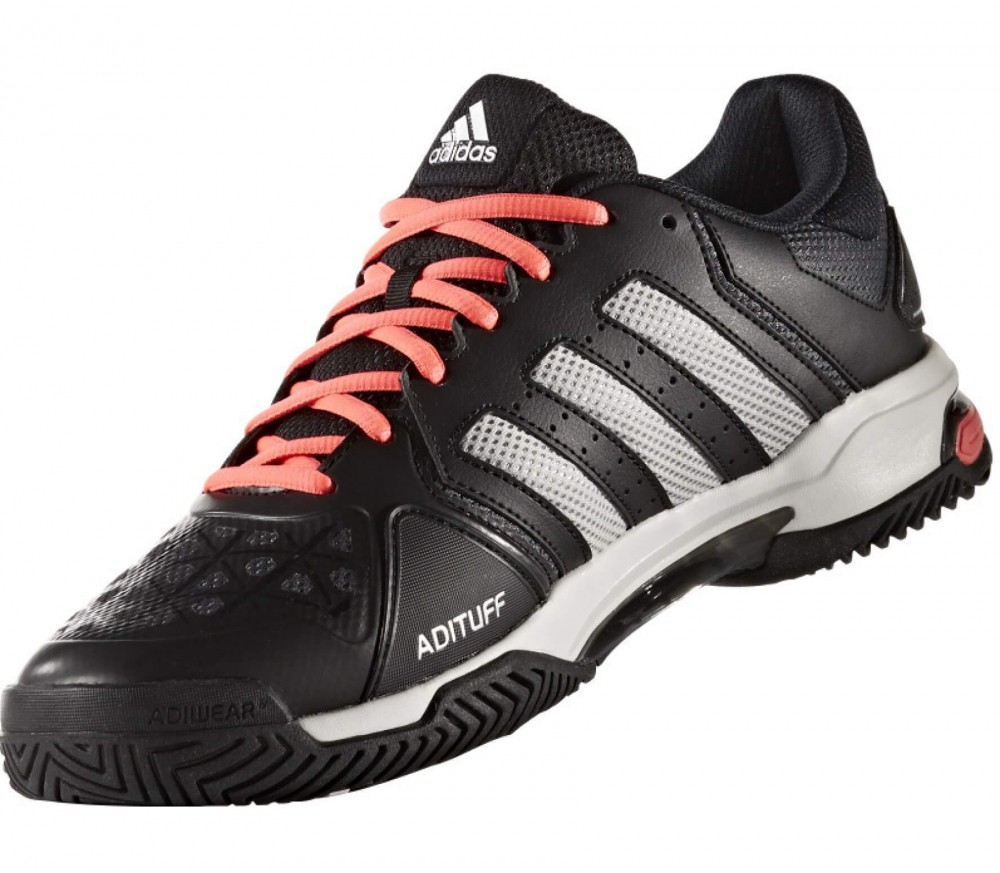 Adidas - Barricade Club men's tennis shoes (black/white)