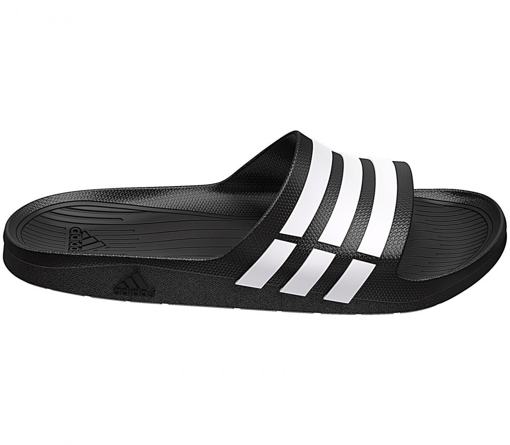 Adidas - Duramo Slide men's (black/wei