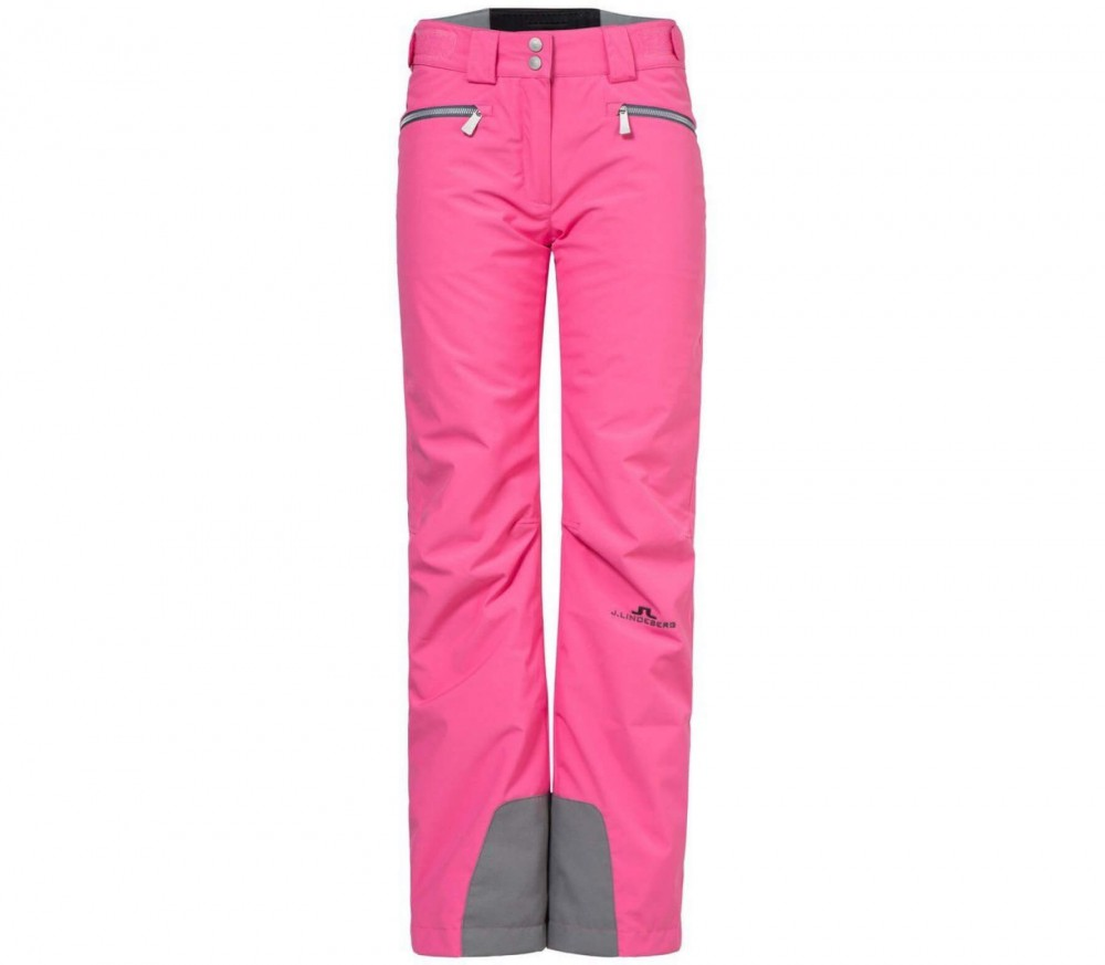 j lindeberg truuli women 39 s ski pants pink buy it at the keller sports online shop. Black Bedroom Furniture Sets. Home Design Ideas
