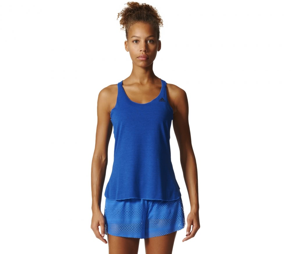 Adidas - Prime women's training tank top top (dark blue)
