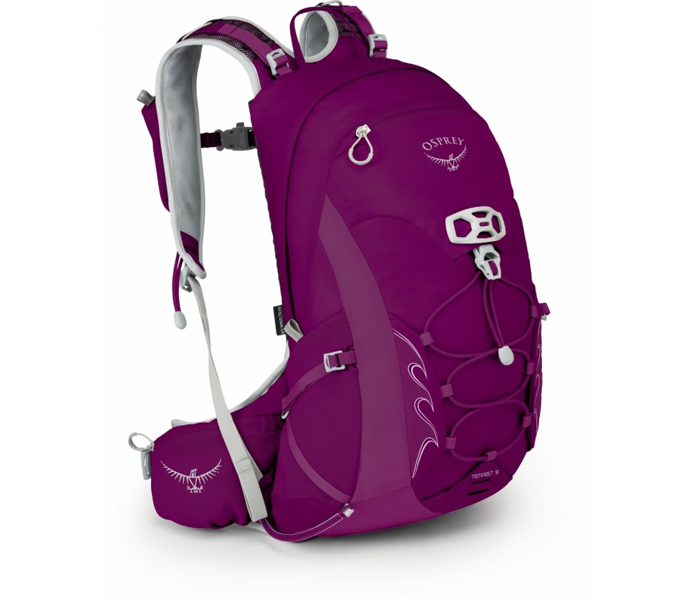 Osprey - Tempest 9 women's technical hiking backpack (purple) - S/M