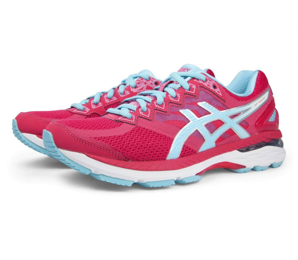 asics gt 2000 4 women 39 s running shoes pink turquoise. Black Bedroom Furniture Sets. Home Design Ideas