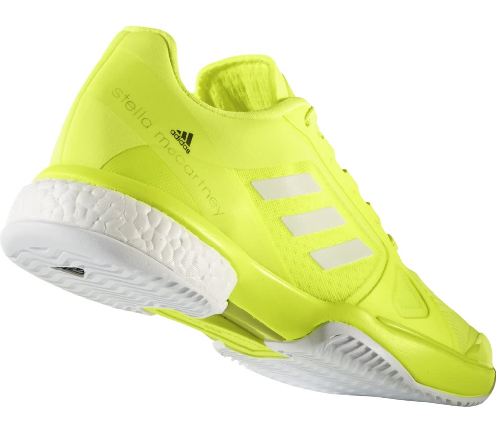 Adidas Women S Stella Mccartney Barricade Tennis Shoes