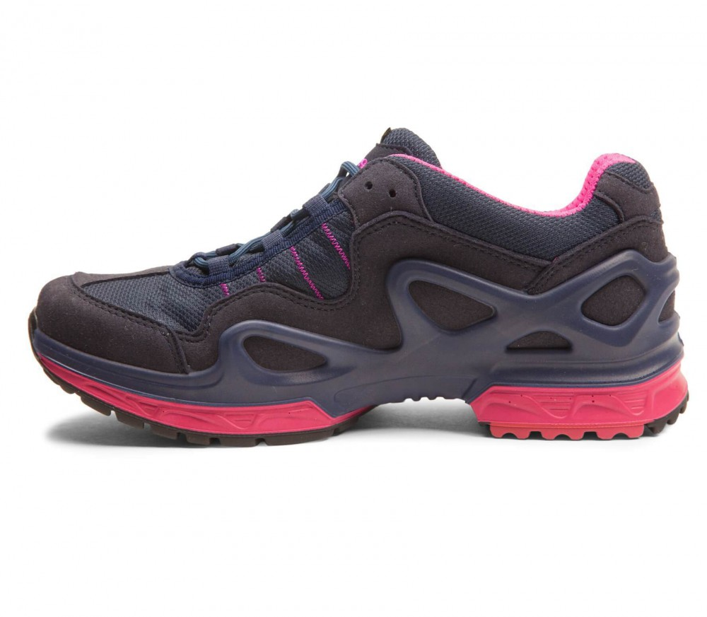 Lowa - Gorgon GTX women's hiking shoes (grey/pink)