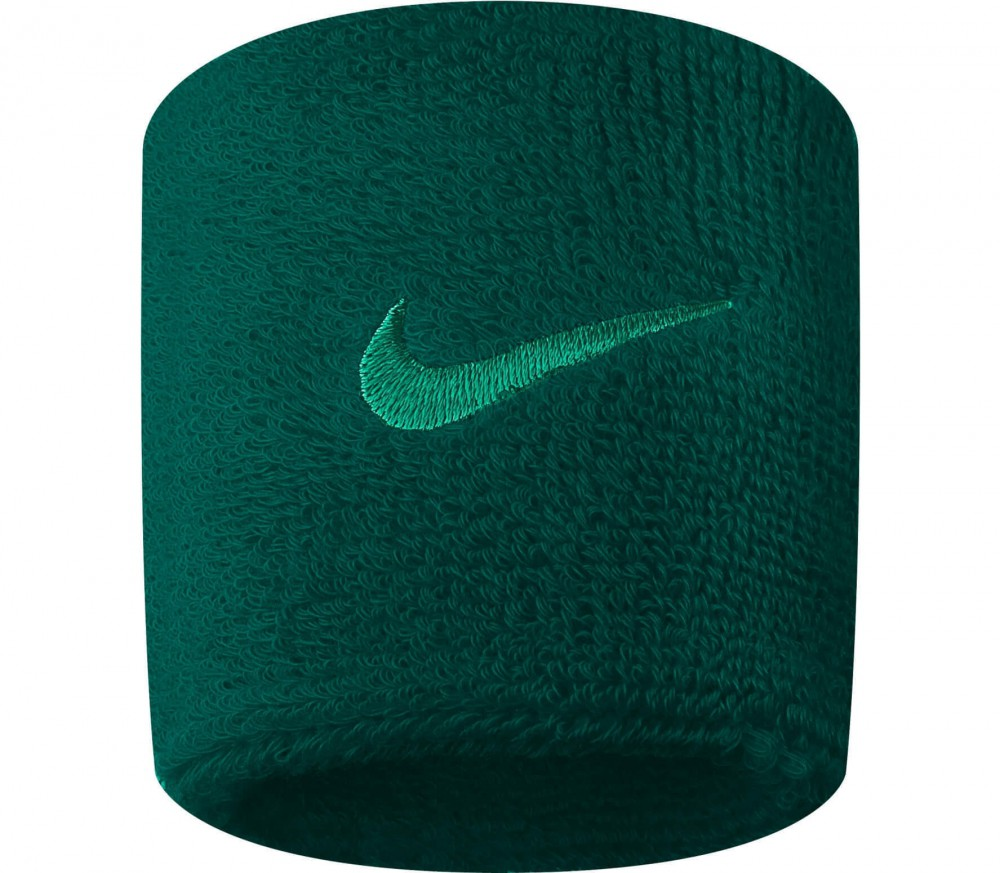 nike swoosh wristbands green buy it at the keller