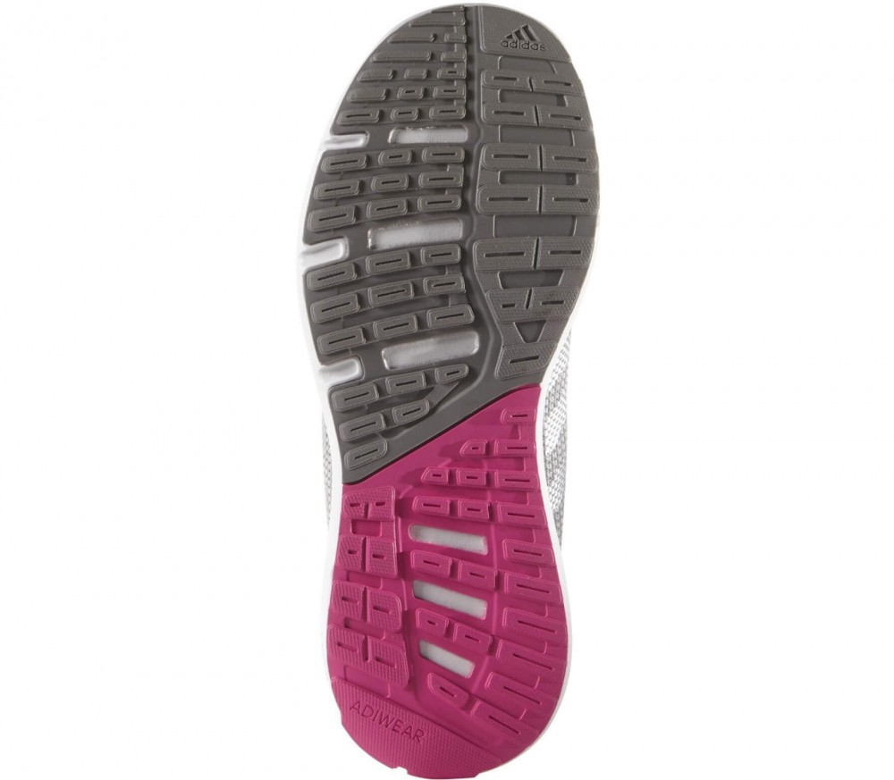 Adidas - Cosmic women's running shoes (grey/pink)