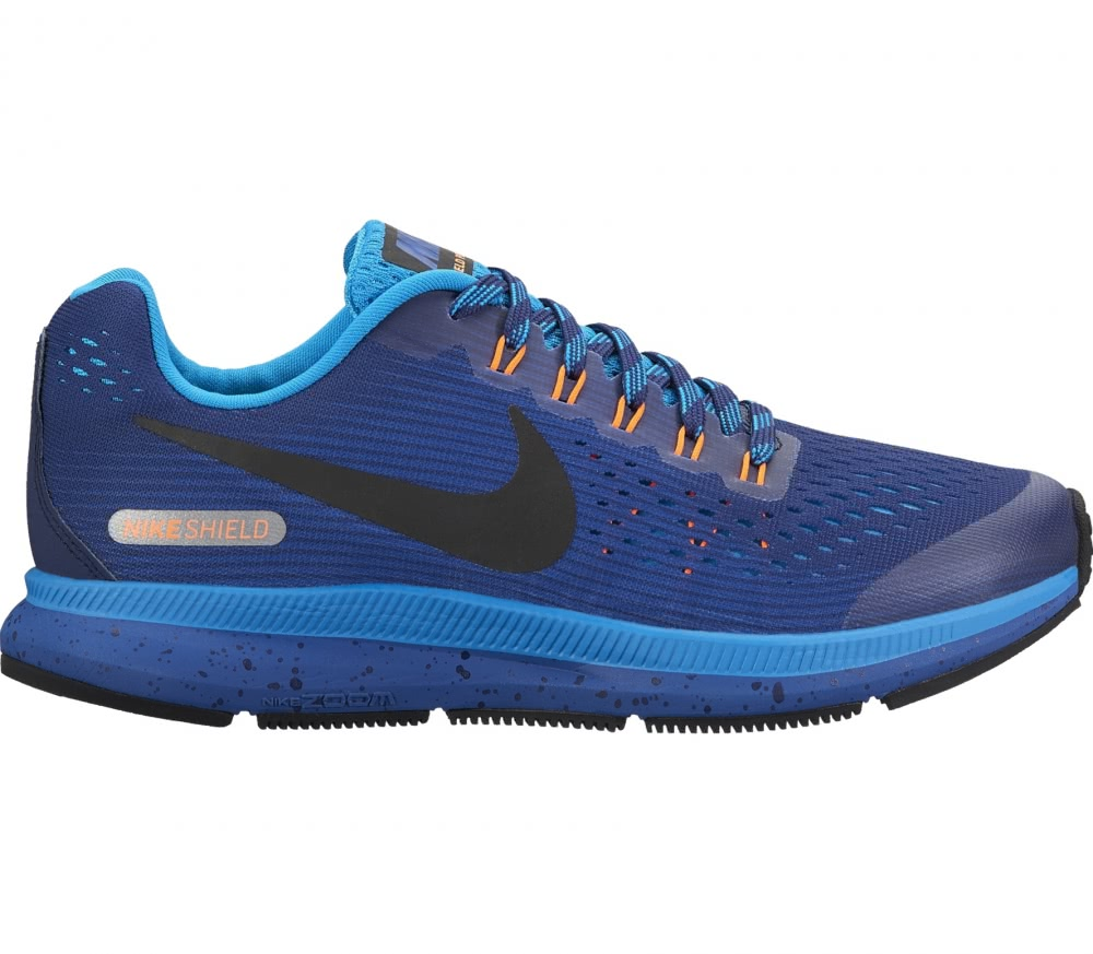 a33aaa86b585be nike air pegasus kids blue shoes for girls