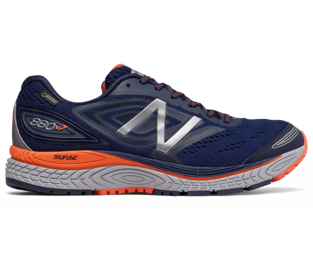 New balance vazee rush v2 mens running shoes black multi online - New Balance Nbx 880 V7 Gore Tex Men S Running Shoes Dark Blue
